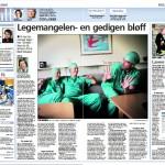 Kronikk av Anne Beth Moslet i VG 20.02.2013