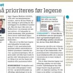 Faksimile Dagens Medisin 05.12.2013