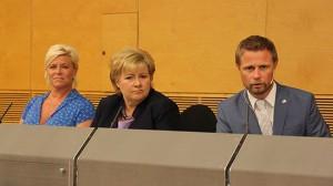 Regjeringen har lagt frem reformen fritt behandlingsvalg (foto: www.regjeringen.no)
