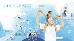Statsbudsjettet 2015