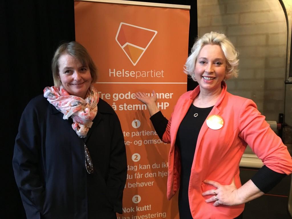 Kan Lise og Lene redde Helse-Norge?