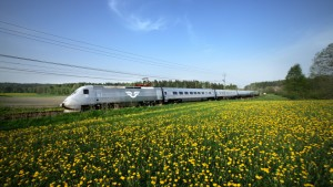 NSB TAPTE: SJ skal nå tilby norske passasjerer et bedre, billigere og mer kundevennlig togtilbud (Illustrasjon: SJ)