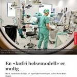 Faksimile Kronikk i VG 3. april 2013